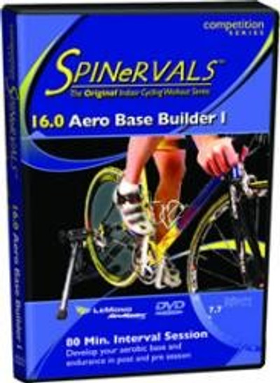 Spinervals Competition Series 16.0 Aero Base Builder I