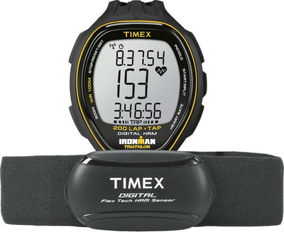 Timex Ironman Target Trainer Heart Rate Monitor With Tapscreen Technology - 2016