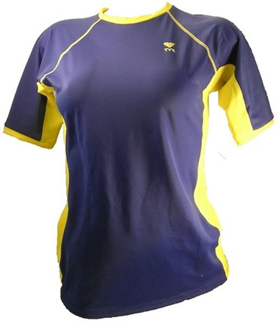 Tyr Women's Short Sleeve Rash Guard