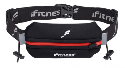 Fitletic / iFitness Neoprene Single Pouch Race Number Belt