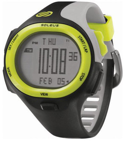 Soleus SR008 P.R. 30 Lap Watch