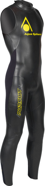 Aqua Sphere Men's Pursuit Sleeveless Wetsuit - 2015
