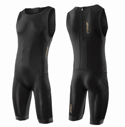 2XU Men's Triathlon Swim Skin - 2015