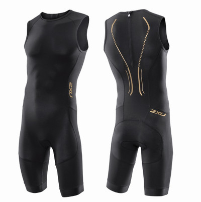 2XU Men's Short Course Tri Suit