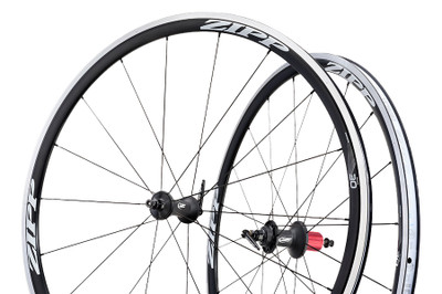 Zipp 30 Clincher Rear Wheel - 10/11 Speed SRAM Cassette - 2017