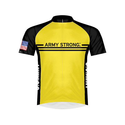 Primal Wear Men's U.S. Army Vintage Jersey - 2016