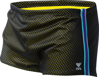 TYR Men's Solid Brites Poly Mesh Trainer - 2015