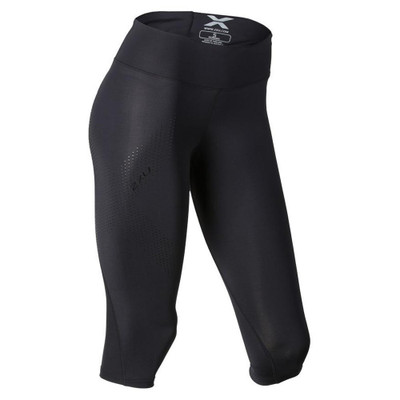 2XU Women's Wide Waist Band Compression 3/4 Tight - 2018