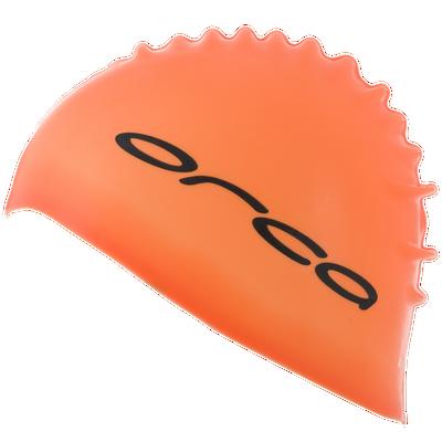 Orca Silicone Swim Cap - 2018