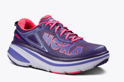 Hoka One One Women's Bondi 4 Shoe - 2017