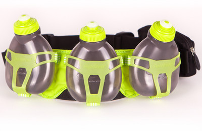 Fuel Belt H3O 3-Bottle Belt - 2017