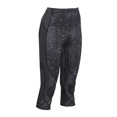CW-X Women's 3/4 Length Stabilyx Tight with Print - 2018