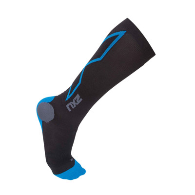 2XU Men's Hyoptik Compression Socks - 2018