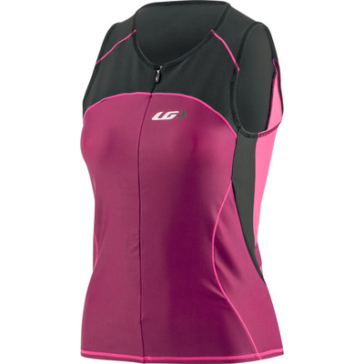 Louis Garneau Women's Comp Sleeveless Tri Top - 2017
