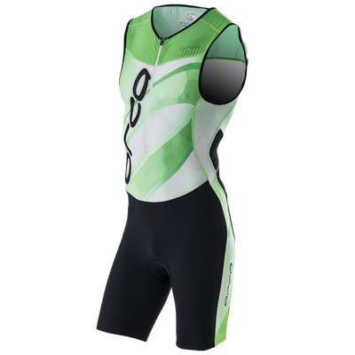 Orca Men's 226 Kompress Printed Tri Race Suit