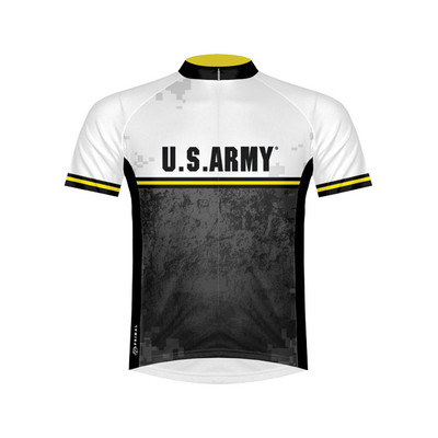 Primal Wear Men's US Army Strength Cycling Jersey
