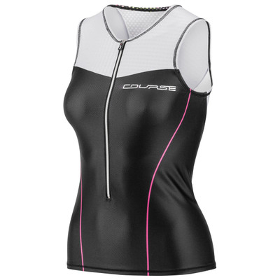 Louis Garneau Women's Course Vector Tri Sleeveless Top