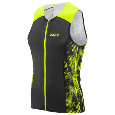 Louis Garneau Men's Pro Carbon Comfort Tri Top - 2017