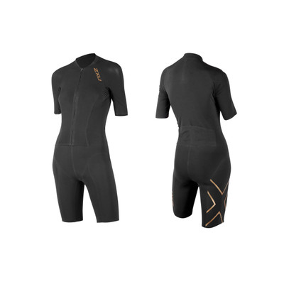 2XU Women's Project X Sleeved Tri Suit - 2017