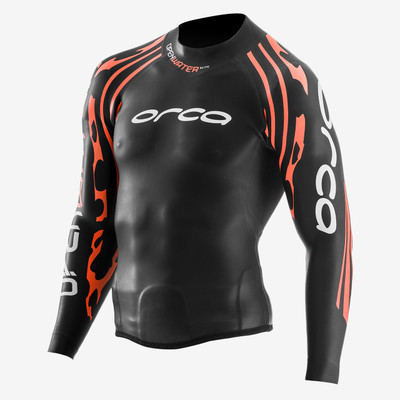 Orca Men's Open Water RS1 Full Sleeve Wetsuit Top - 2018