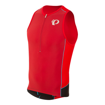 Pearl Izumi Men's Elite Pursuit Tri Singlet - 2017