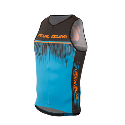 Pearl Izumi Men's Elite In-R-Cool LTD Tri Singlet - 2017