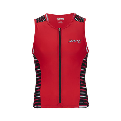 Zoot Men's Performance Full-Zip Tri Tank
