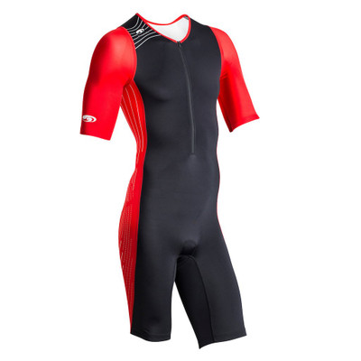Blue Seventy Men's TX2000 Short Sleeve Tri Suit - 2018