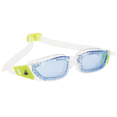 Aqua Sphere Kameleon Kid Goggle with Blue Lens - 2017