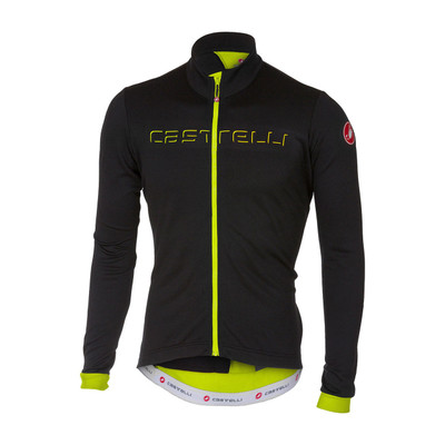 Castelli Men's Fondo Jersey Full-Zip - 2018