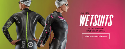 ​2017 Zoot Wetsuits