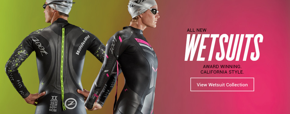 2017 Zoot Wetsuits