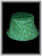 Green Logo Bucket Hat