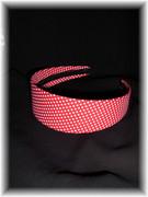 Red & White Polka Dot Headband