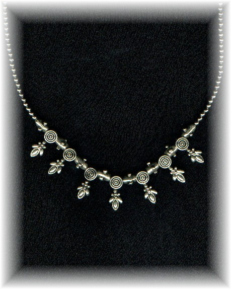 Indian Spike Necklace