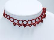 Red Crown Choker