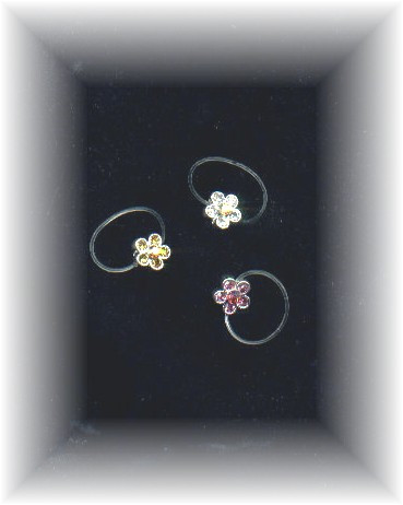 Flower Tow Ring