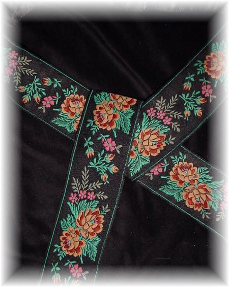 Rose Sash Belt