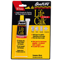 Caulk - Boatlife  Polysulf White Liq 3.0 oz