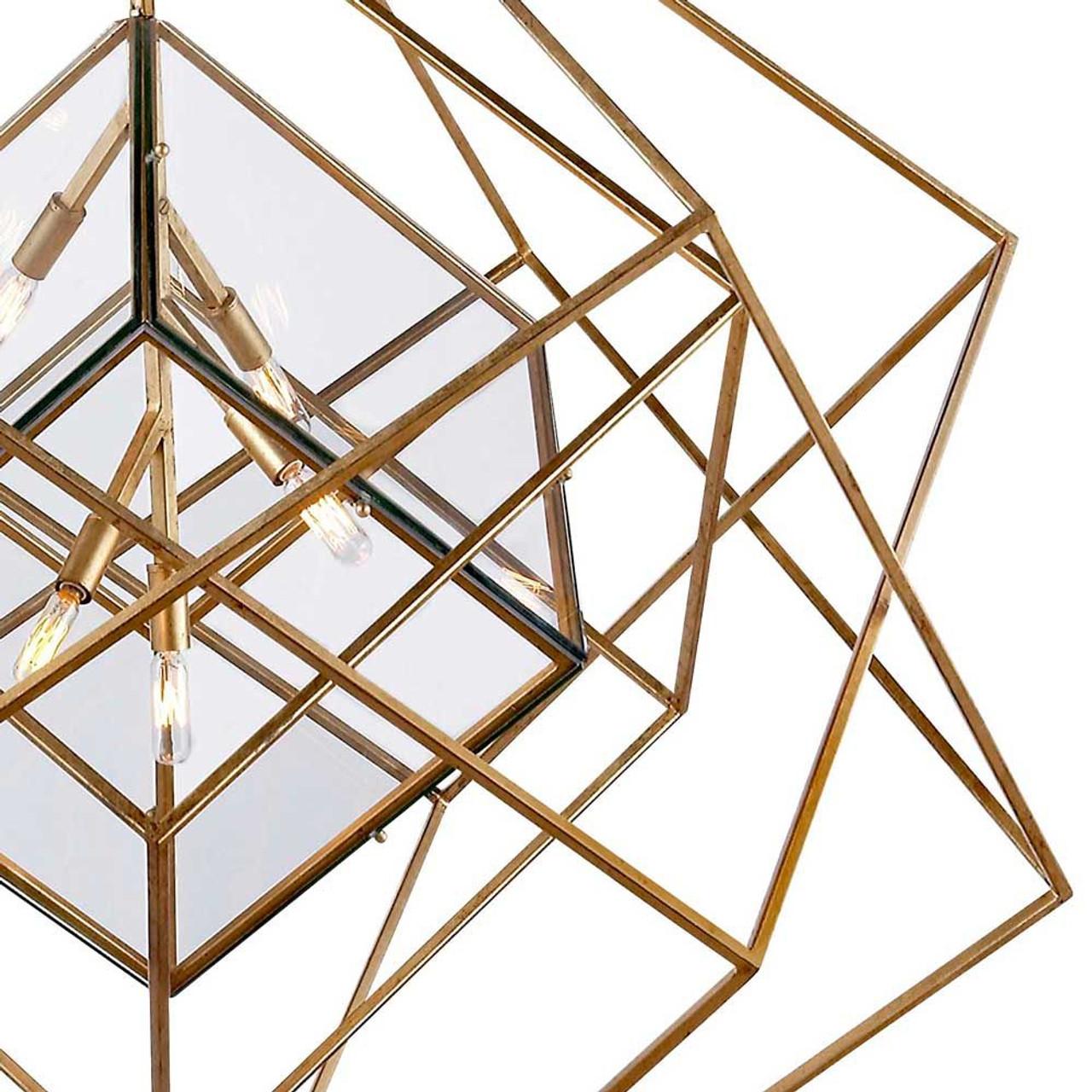 Kelly Wearstler Cubist Large Chandelier
