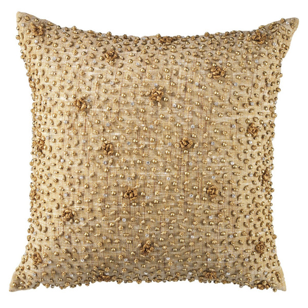 Olivia Riegel Karlie 20X20 Pillow Gold