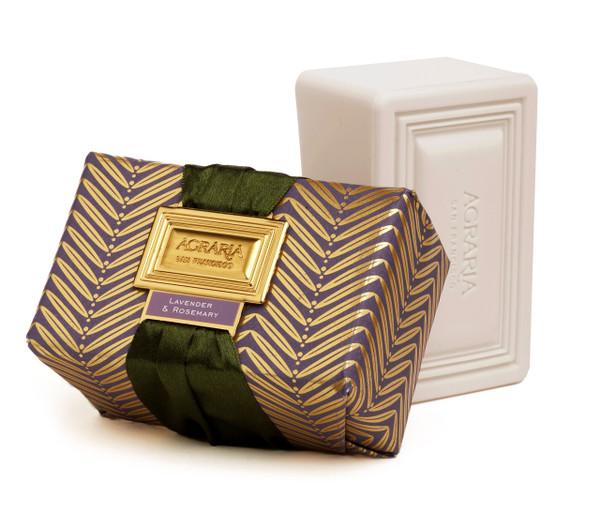 Agraria Lavender & Rosemary Luxury Bath Bar