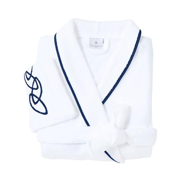Yves Delorme Alliance Shawl collar Bathrobe (Female)