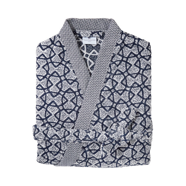 Yves Delorme Entrelacs Kimono Bathrobe (Male)