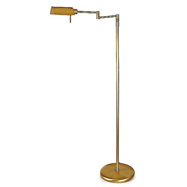 holtkoetter halogen pharmacy floor lamp - Halogen Floor Lamp
