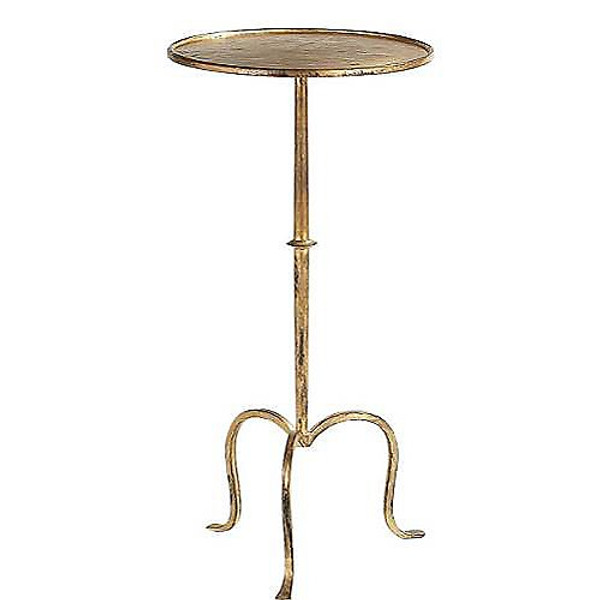 Visual Comfort Hand-Forged Martini Table