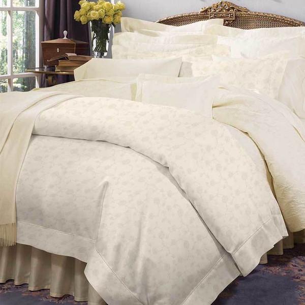 Sferra Giza 45 Jacquard Pillowcase Pair