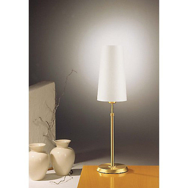 Holtkoetter Table Lamp in Brushed Brass #6263