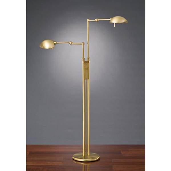 Holtkoetter Twin Floor Lamp