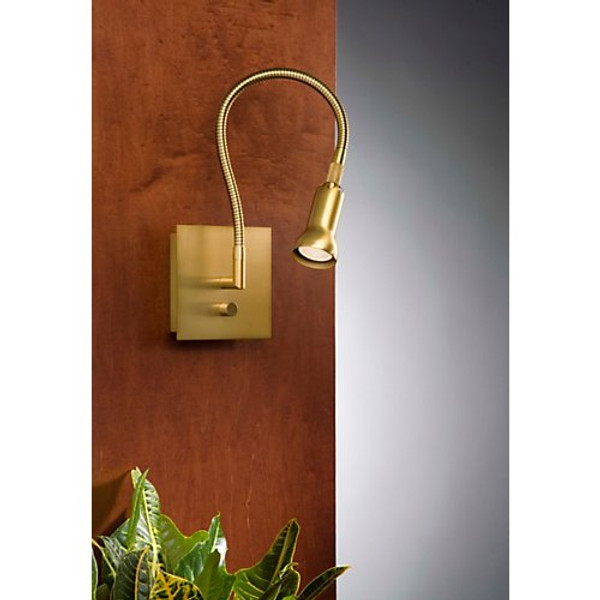 Holtkoetter Bedside Reading Sconce